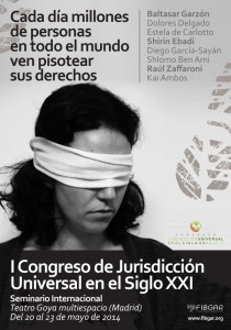 First International Conference on Universal Jurisdiction